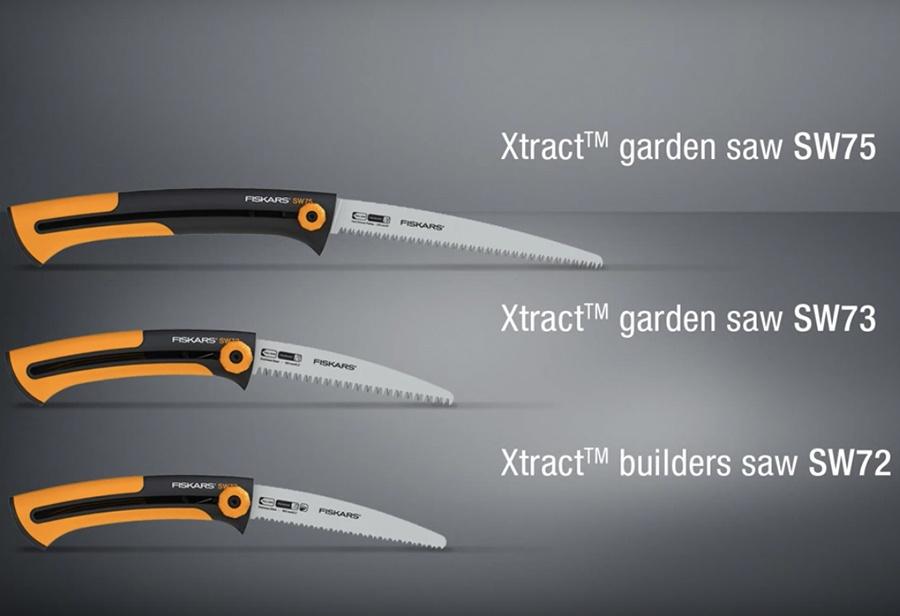 Xtract™ handzaag/groftandig (SW73)
