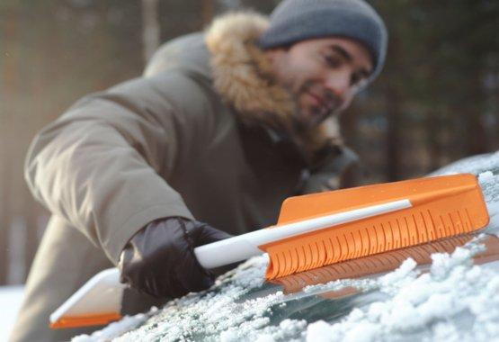 Ontdek ons innovatieve sneeuwgereedschap voor de auto