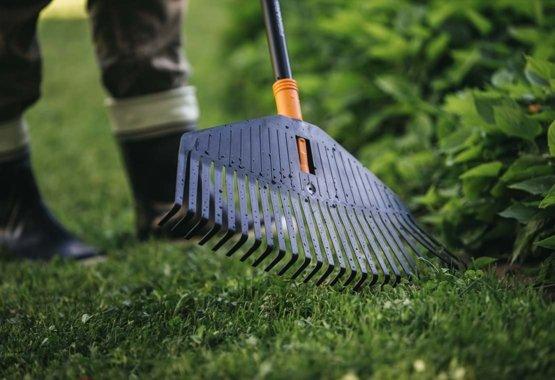 Houd je tuin schoon