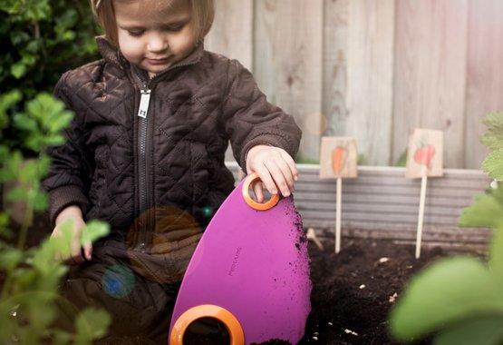 In de tuin werken kan een manier zijn om te ontspannen