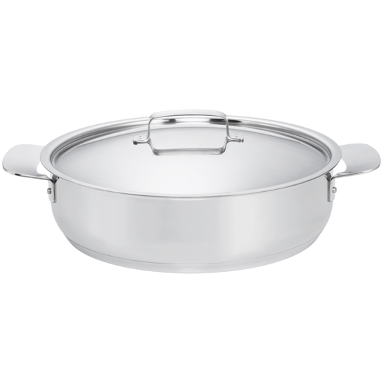 All Steel braadpan 28cm