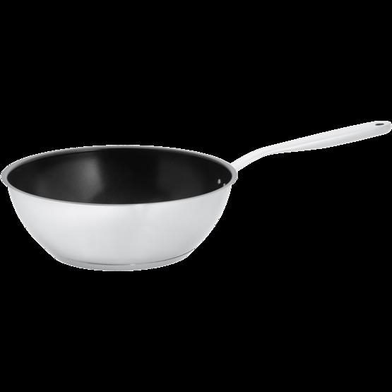 All Steel wok 28cm