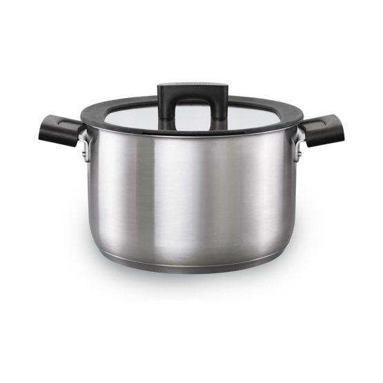 Hard Face Staal braadpan 5 L / 22 cm