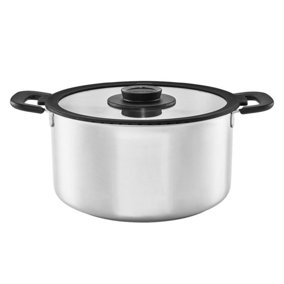 FF pan 7,0L, roestvrij staal