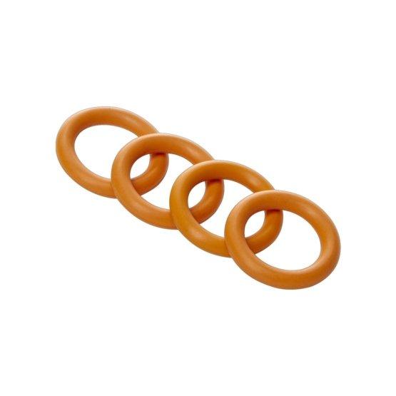 O-ringen voor connectoren, 4x