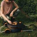 Slanghaspel L met wielen, incl. 30 m tuinslang