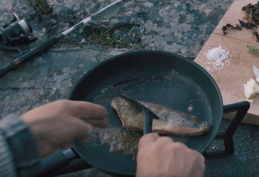Hard Face omelet/pannenkoekenpan 22 cm